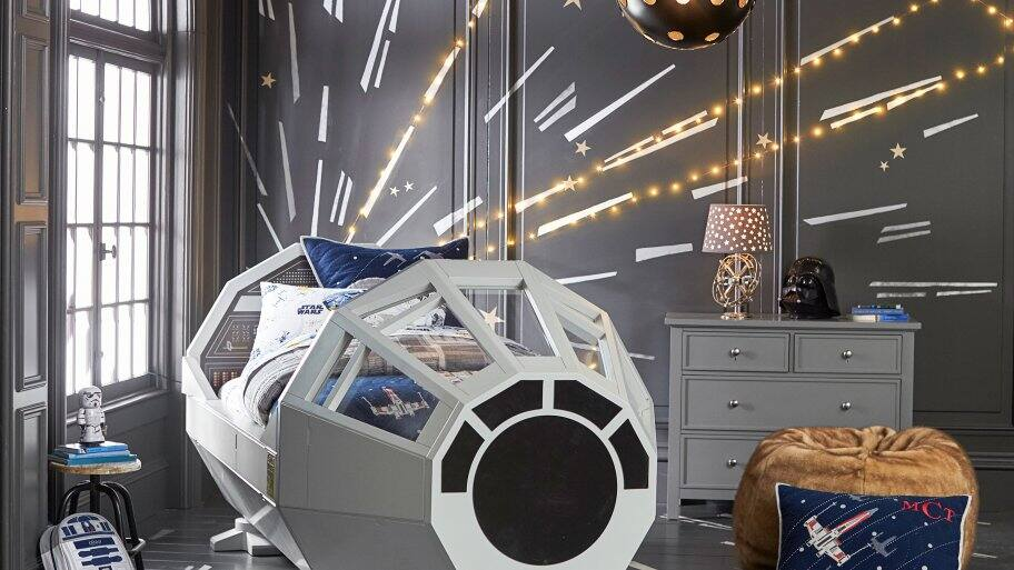 Awesome Star Wars Room Ideas
